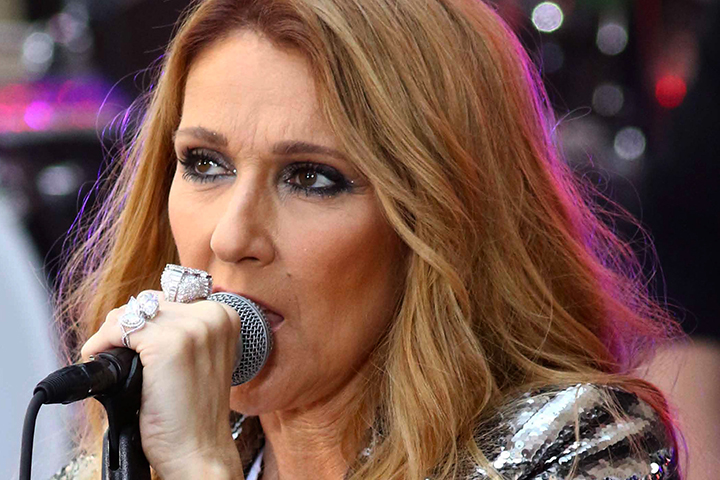 Céline Dion cChic Magazine Suisse