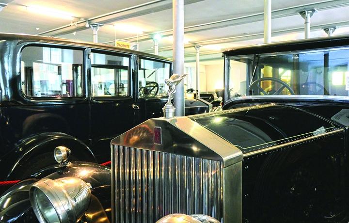Le musée Rolls-Royce cChic Magazine Suisse