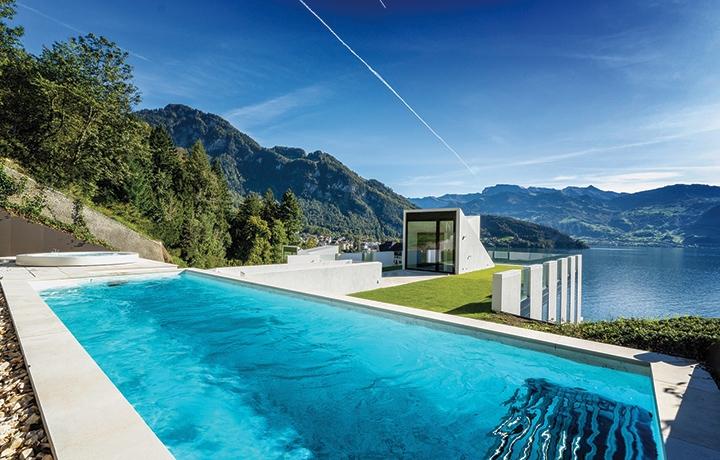 Vision D'Archi Reportage cChic Schweiz