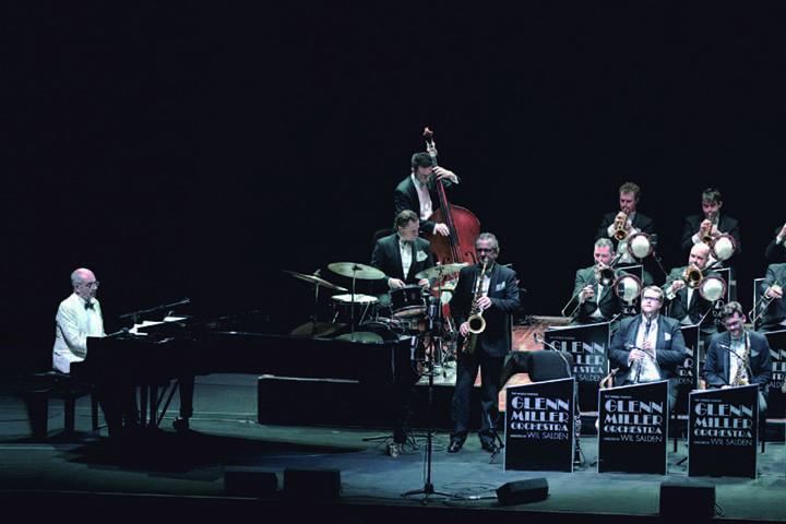 Glenn Miller Orchestra cChic Magazin Schweiz