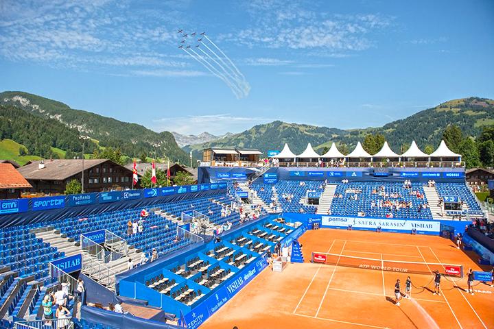 J. Safra Sarasin Swiss Open Gstaad cChic Magazin Schweiz