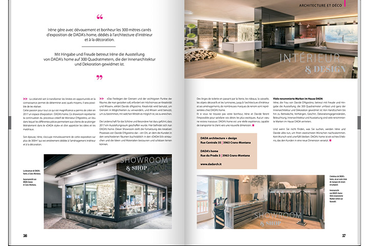 Annoncer un événement cChic Magazine Suisse